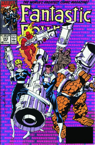 Fantastic Four Visionaries: Walter Simonson Vol. 2  Cover