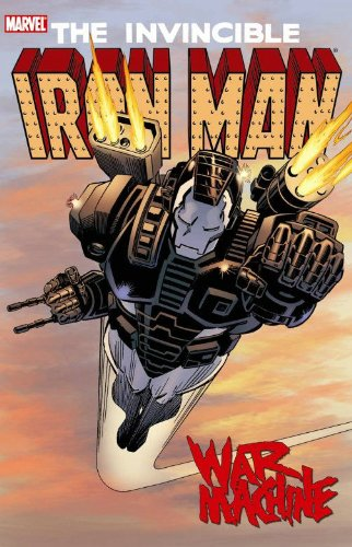 Iron Man: War Machine  Cover