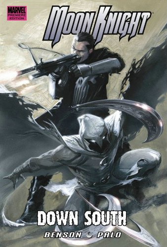 Moon Knight Vol. 5: Down South Cover