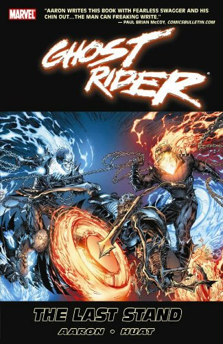 Ghost Rider: The Last Stand Cover