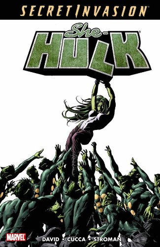 She-Hulk Vol. 8: Secret Invasion Cover