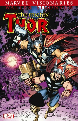 Thor Visionaries: Walt Simonson Vol. 2 Cover