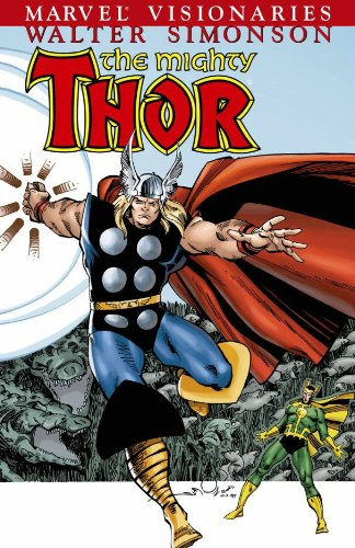 Thor Visionaries: Walt Simonson Vol. 3 Cover