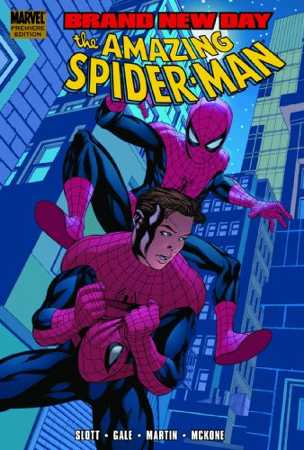 Spider-Man: Brand New Day Vol. 3  Cover