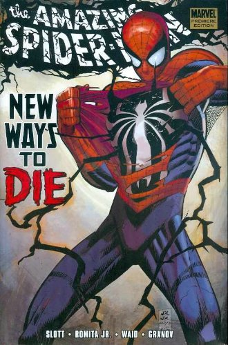 Spider-Man: New Ways To Die  Cover
