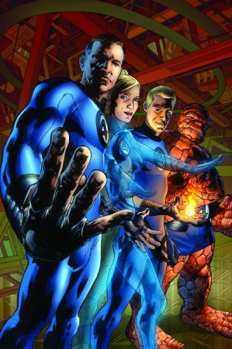 Fantastic Four: World's Greatest Cover