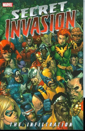 Secret Invasion: The Infiltration Cover