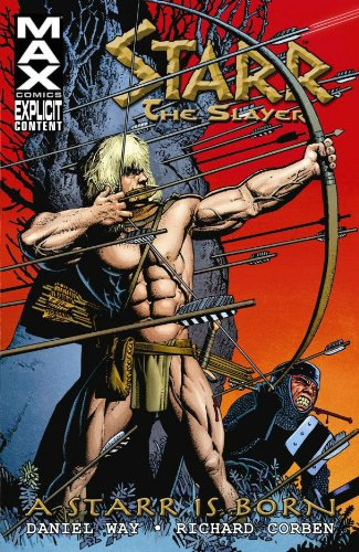 Starr The Slayer: A Starr is Born Cover