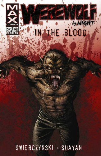 Werewolf By Night: In The Blood Cover