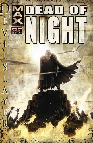 Dead Of Night: Devil Slayer Cover