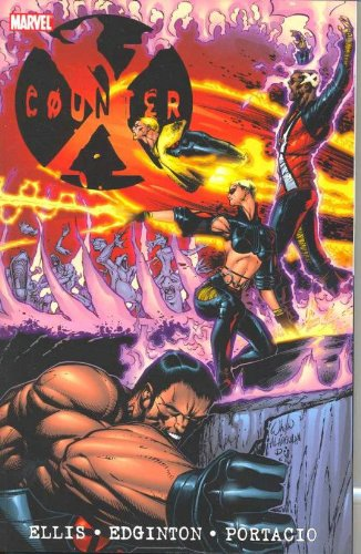 Counter X Vol. 1: X-Force Cover
