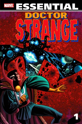 Essential Doctor Strange Vol. 1  Cover