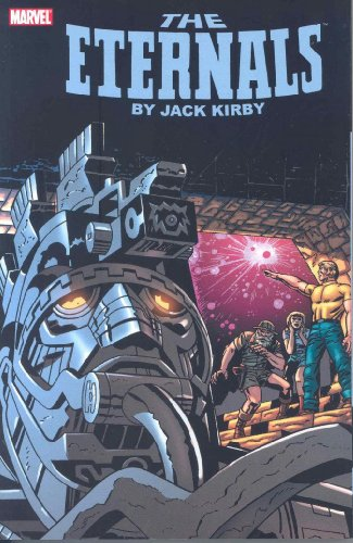 Eternals by Jack Kirby Vol. 1 Cover
