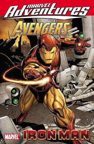Marvel Adventures Avengers: Iron Man Cover