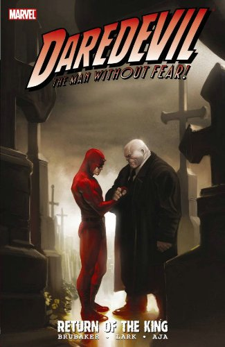Daredevil: Return Of The King  Cover