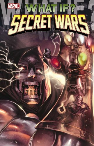 What If? Secret Wars Cover