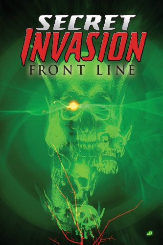 Secret Invasion: Front Line Cover