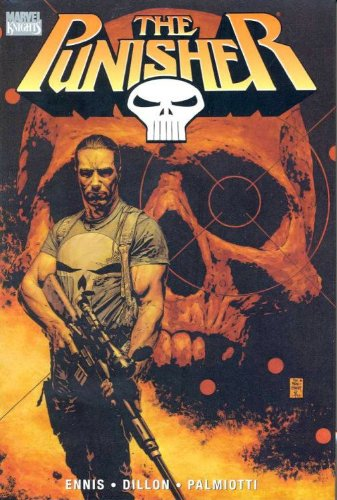 Punisher Vol. 1: Welcome Back, Frank Cover