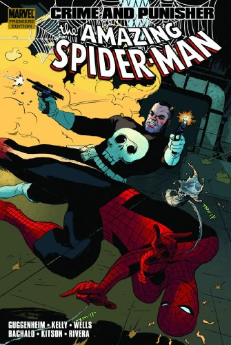 Spider-Man: Crime And Punisher  Cover