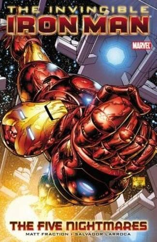 Invincible Iron Man Vol. 1: The Five Nightmares Cover