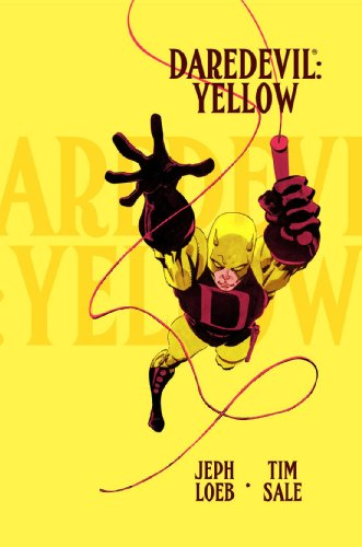 Daredevil: Yellow Cover