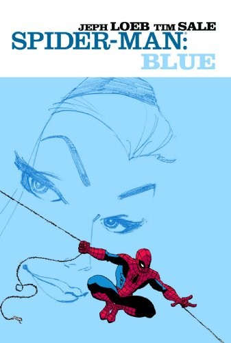 Spider-Man: Blue Cover