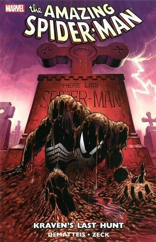 Spider-Man: Kraven's Last Hunt Cover
