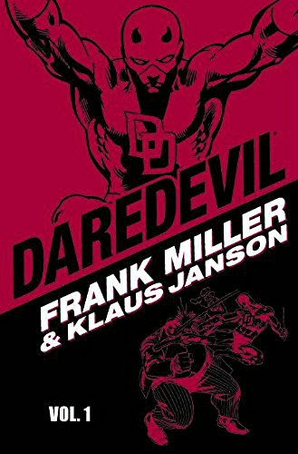 Daredevil by Frank Miller And Klaus Janson Vol. 1 Cover