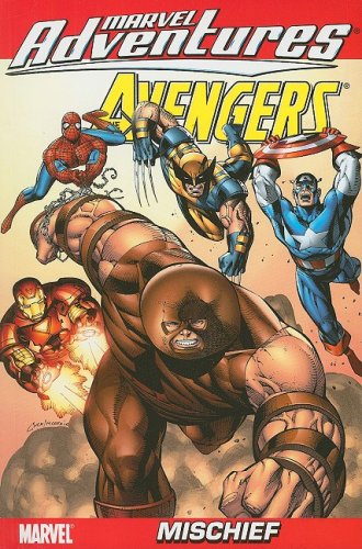 Marvel Adventures: Avengers Vol. 2: Mischief Cover