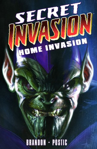 Secret Invasion: Home Invasion Cover