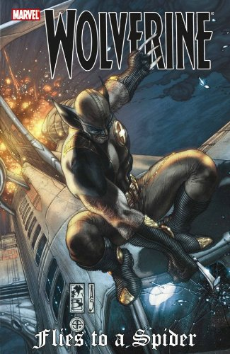 Wolverine: Flies To A Spider Cover