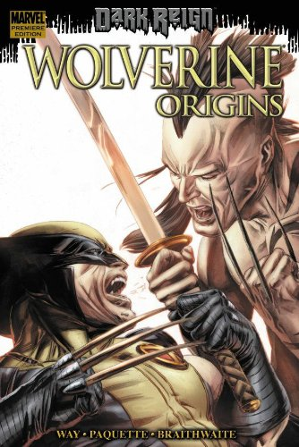 Wolverine Origins Vol. 6: Dark Reign Cover