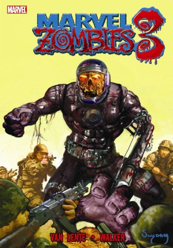 Marvel Zombies 3 Cover