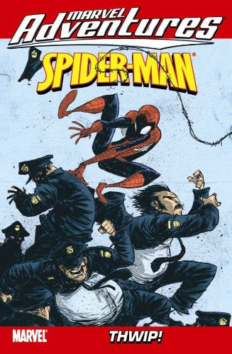 Marvel Adventures Spider-Man Vol. 14: Thwip!  Cover