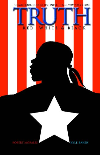 Truth: Red, White And Black Cover