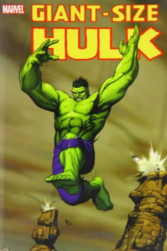 Hulk: Giant-Size Cover