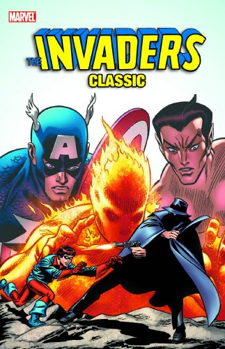 Invaders Classic Vol. 3 Cover