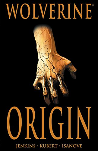 Wolverine: Origin Cover
