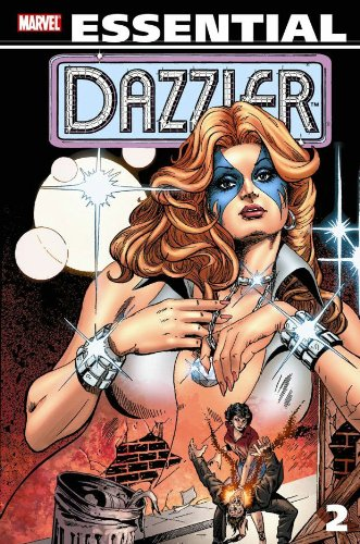Essential Dazzler Vol. 2 Cover