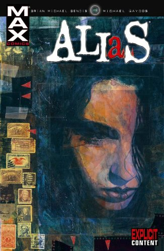 Alias Ultimate Collection 1 Cover