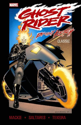 Ghost Rider: Danny Ketch Classic Vol. 1 Cover