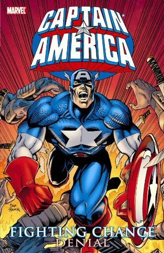Captain America: Fighting Chance Vol. 2: Acceptance Cover