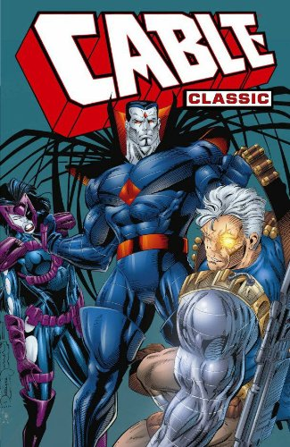 Cable Classic Vol. 2 Cover