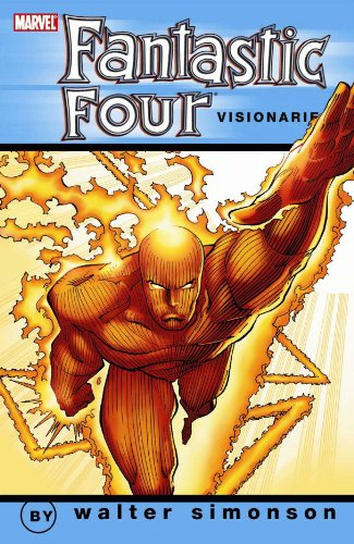 Fantastic Four Visionaries: Walter Simonson Vol. 3  Cover