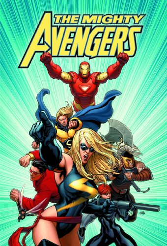 Mighty Avengers: Assemble Cover