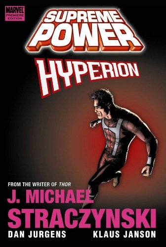 Supreme Power: Hyperion Cover