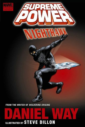Supreme Power: Nighthawk Cover