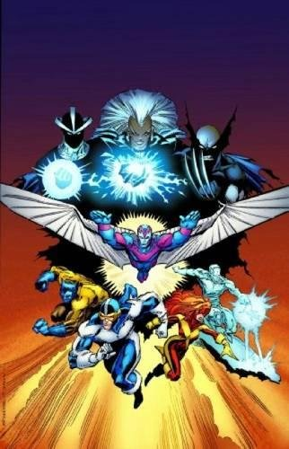 X-Men: Inferno Cover