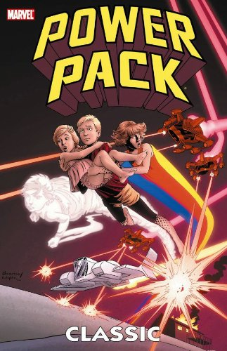 Power Pack Classic Vol. 1 Cover