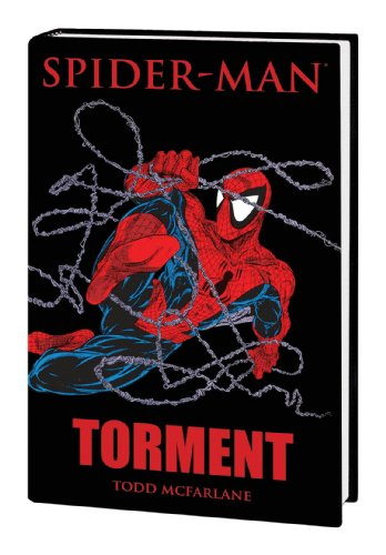 Spider-Man: Torment Cover